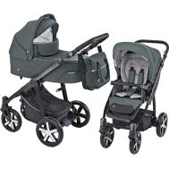Carucior Multifunctional 2 in 1 Husky Winter Pack Graphite - Baby Design - Baby Design