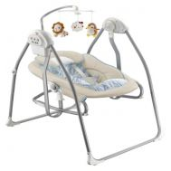 Leagan balansoar 2 in 1 Baby Mix BY020 Beige - Baby Mix - Baby Mix