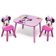 Set masuta si 2 scaunele Disney Minnie Mouse- Delta Children - Delta Children