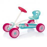 Mini Go Kart Turbo Roz - Hauck - Hauck