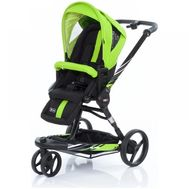Carucior 2 in 1 - 3 Tec Plus - ABC Design - Lime - ABC Design