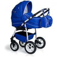 Carucior Copii 3 in 1 Germany - MyKids - Blue Regal - MyKids
