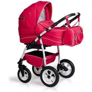 Carucior Copii 3 in 1 Germany - MyKids - Coral - MyKids