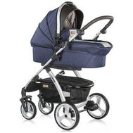 Carucior Up & Down 3 in 1 - Chipolino - Blue Indigo - Chipolino