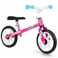 Bicicleta fara pedale First Bike Pink - Smoby - Smoby