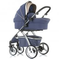 Carucior Up & Down 3 in 1 Marine Blue - Chipolino - Chipolino