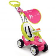 Masinuta de impins Bubble Go 2 in 1 Pink - Smoby - Smoby