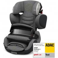Scaun auto cu Isofix Guardianfix 3 Grey Melange Super Green ED. LIMITATA - Kiddy - Kiddy