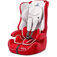 Scaun auto Vivo 9-36 Kg Red - Caretero - Caretero
