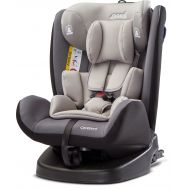 Scaun auto Mokki Rear-facing 360 Isofix 0-36 Kg Graphite - Caretero - Caretero