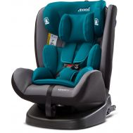 Scaun auto Mokki Rear-facing 360 Isofix 0-36 Kg Mint - Caretero - Caretero
