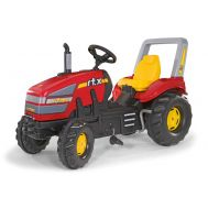Tractor Cu Pedale Copii 035564 Rosu - Rolly Toys - Rolly Toys