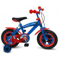 Bicicleta Spiderman 14 - Stamp - Stamp