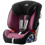 Scaun auto rearward facing Multi-Tech III Wine Rose Britax-Romer - Britax-Romer
