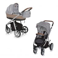 Carucior multifunctional Next Manhattan 2 in 1 Chicago Gray - Espiro - Espiro