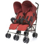 Carucior gemeni Twins Red - 4Baby - 4 Baby