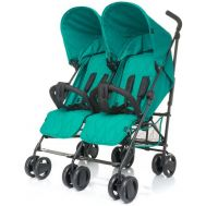 Carucior gemeni Twins Turquoise - 4Baby - 4 Baby