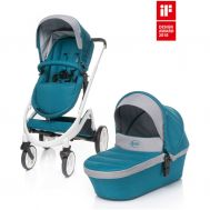 Carucior Cosmo 2 in 1 Dark Turquoise - 4Baby - 4 Baby