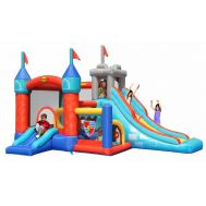 Saltea Gonflabila Play Center 13 In 1 - Happy Hop - Happy Hop