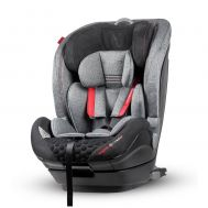 Scaun auto Impero cu Isofix si Top Tether 9-36 Kg Grey - Coletto - Coletto