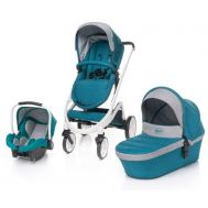 Carucior Cosmo 3 in 1 Dark Turquoise - 4Baby - 4 Baby