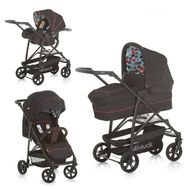 Set Carucior Toronto 4 Trioset FP Gumball Black - Fisher Price