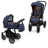 Carucior Multifunctional 2in1 Lupo Comfort 03 Navy - Baby Design