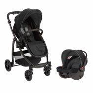 Carrucior Evo II TS Black Grey - Graco