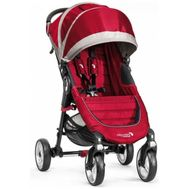 Carucior City Mini 4 Crimson Grey - Baby Jogger - Baby Jogger