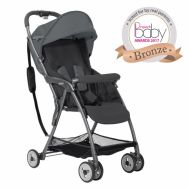 Carucior Featherweight Black Grey