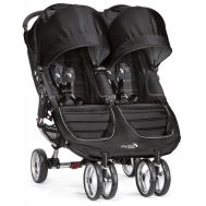 Carucior gemeni City Mini 3 Double Black Grey - Baby Jogger - Baby Jogger