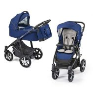 Carucior Multifunctional 2in1 Lupo Comfort Limited Navy Blue - Baby Design - Baby Design
