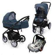 Carucior multifunctional Next Flow 3 in 1 Stylish Blue - Espiro - Espiro