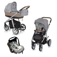 Carucior multifunctional Next Manhattan 3 in 1 Chicago Gray - Espiro - Espiro