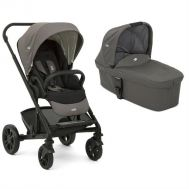 Carucior multifunctional 2 in 1 Chrome Foggy Gray - Joie - Joie