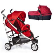 TFK - Carucior 2 in 1 Buggster S Cranberry - TFK