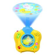Proiector bebe muzical atasabil la patut Smily Play Dreams - Smily Play