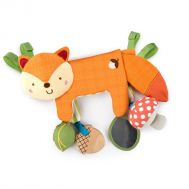 Bright Starts - Jucarie multifunctionala 2 in 1 Foxy Forest Toy Bar - Bright Starts