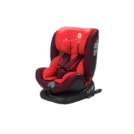 Apramo - Scaun auto rotativ Unique Ruby Red, 0 - 36 kg - Apramo