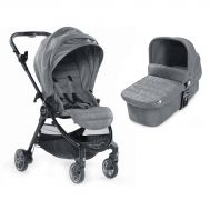Carucior City Tour Lux Slate sistem 2 in 1 - Baby Jogger - Baby Jogger