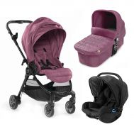 Carucior City Tour Lux Rosewood sistem 3 in 1 - Baby Jogger - Baby Jogger