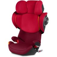 Scaun auto cu Isofix Elian-fix - Gb - Dragonfire Red - Gb