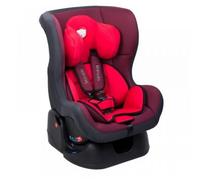 Scaun auto copii 0-18 Kg Liam Plus Red - Lionelo - Lionelo
