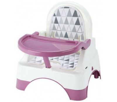 Booster evolutiv Edgar 3 in 1 Celadon - Thermobaby - Orchid Pink - Thermobaby
