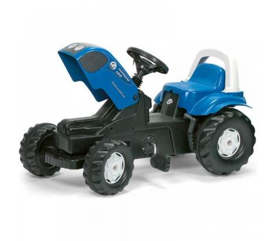 Tractor Cu Pedale Si Remorca 011841 - Rolly Toys - Rolly Toys