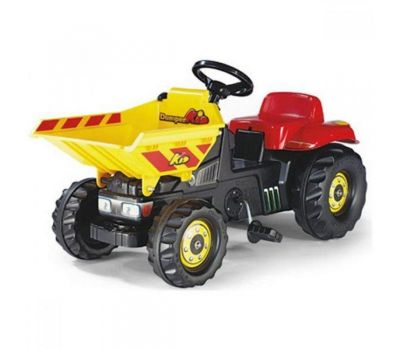 Tractor Cu Pedale 024124 - Rolly Toys - Rolly Toys