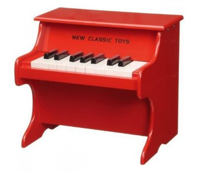 Pian New Classic Toys Rosu - New Classic Toys - New Classic Toys