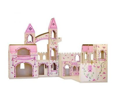 Castelul Printesei (pliabil) - Melissa and Doug - Melissa and Doug