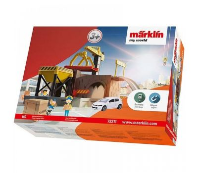 Kit De Constructie Freight Loading Station My World - Marklin - Marklin