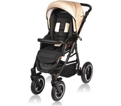 Carucior Crooner 3 in 1 - Vessanti - Cream - Vessanti